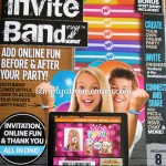 Make Party Invitations Fun with Marked Private Invite Bandz #Review