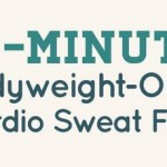 30-Minute Bodyweight-Only Cardio Sweat Fest