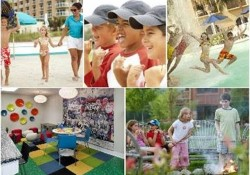 interactive kids clubs at hotels