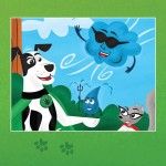 Get Your Kids Outside and Learning with the Help of Lucky, the TurfMutt