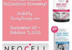 NeoCell Matrix Collection Giveaway
