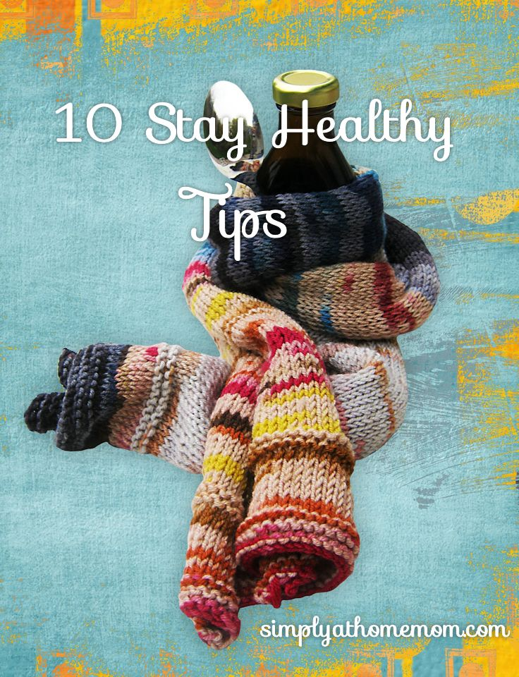 10 stay healthy tips for winter