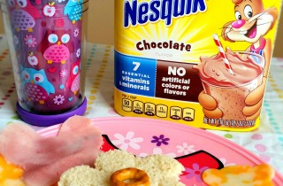 Kid-Friendly Lunch Made Easy With #Nesquik
