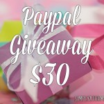 Simply At Home Mom 3rd Birthday $30 Paypal Giveaway
