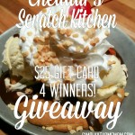 Cheddar's Scratch Kitchen $25 Gift Card Giveaway 4 Winners! #CSKFreshStart