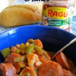 Family Favorite Chicken and Sausage Gumbo