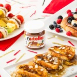 3 Mouth Watering Nutella Recipes #WorldNutellaDay