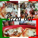 Make Your Own Pizza Bar With Publix Viva Italia