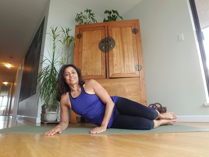 Modified Side Plank 1