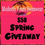 Modestly Yours Swimwear $50 GC Giveaway