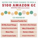 Winner's Choice #Giveaway! $100 Amazon GC or Paypal Cash!
