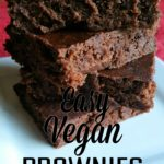 Easy Vegan Brownies