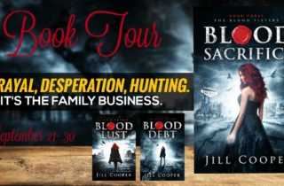 Excerpt Blood Sacrifice by Jill Cooper
