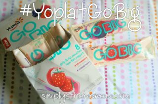 Fuel Amazing With Yoplait Go Big