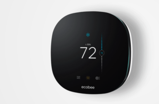 ecobee3 Lite Smart Wi-Fi Thermostat Giveaway