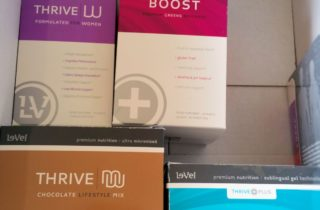 New Year, New You with THRIVE