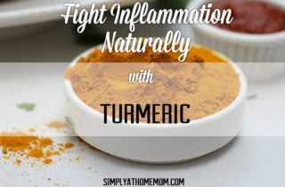 Fight Inflammation Naturally With Turmeric